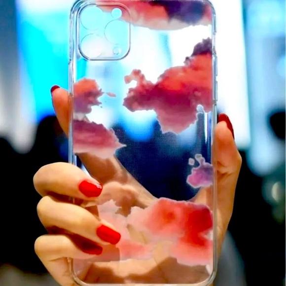 iPhone 12 Pro Max Cloud Pattern Case